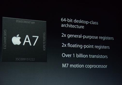 iPad Air A7