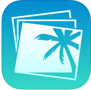 iPhoto 2.0 for iOS (app icon, small)