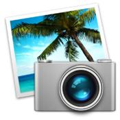 iPhoto 9.5 for Mac (app icon, small)