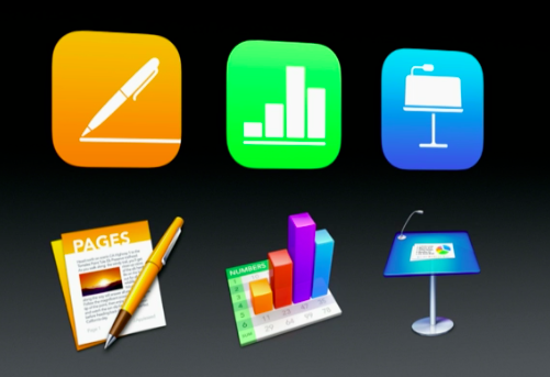 Apple Updates Pages, Numbers, Keynote, And IMovie To Improve ICloud Compatibility