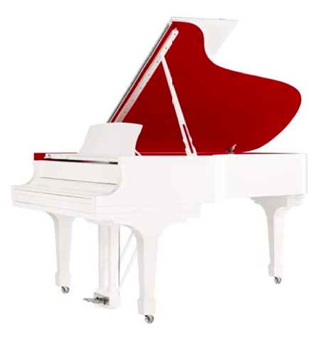 teinway & Sons Unique (Product Red Jony Ive piano)