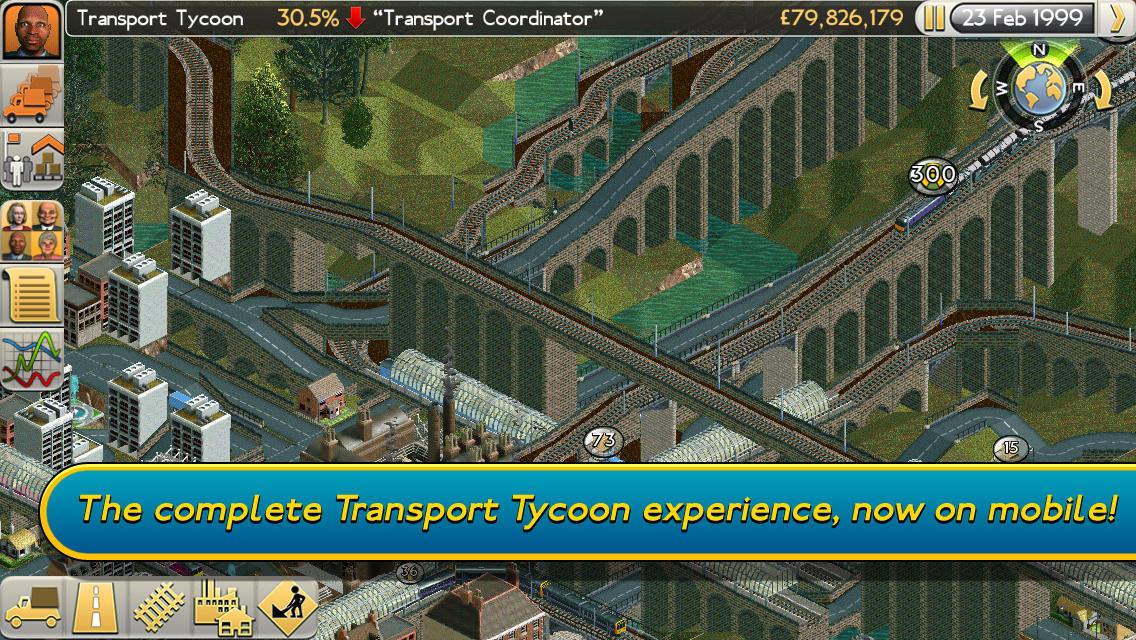 transport tycoon 1