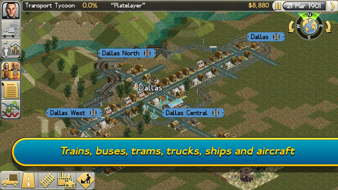 transport tycoon 2