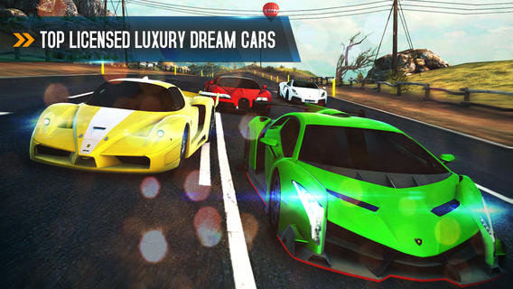 Asphalt 8 1.1 for iOS (iPhone screenshot 003)