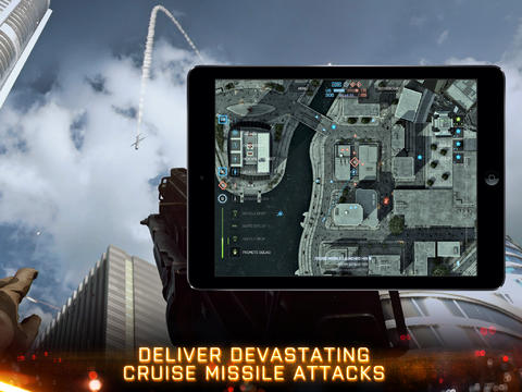 Battlefield 4 Tablet Commander 1.0 for iOS (iPad screenshot 003)