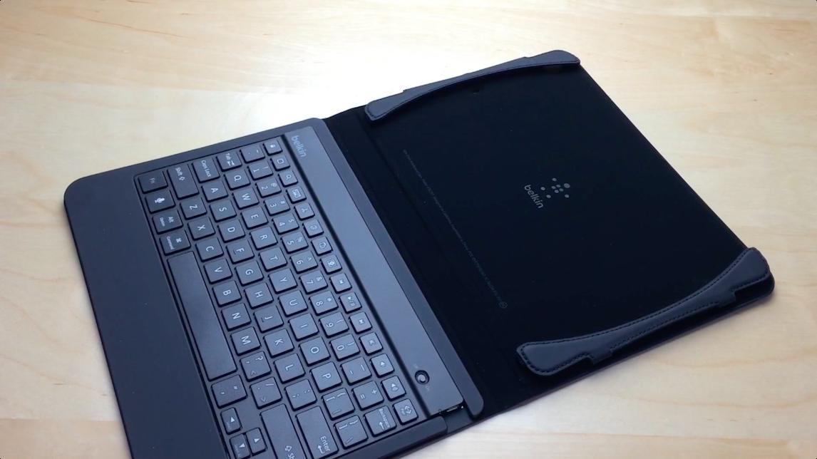 Belkin Keyboard Case 02 iPad Air