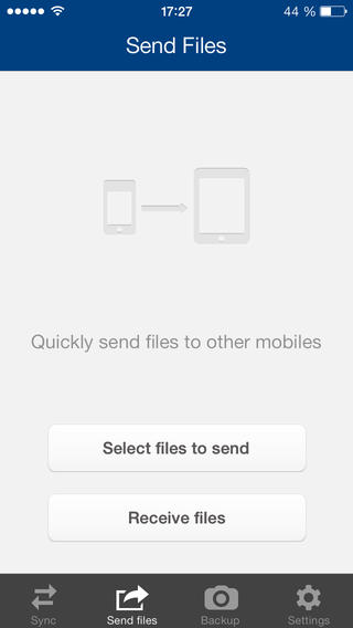 BitTorrent 1.2.29 for iOS (iPhone screenshot 002)