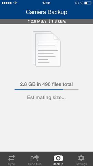 BitTorrent 1.2.29 for iOS (iPhone screenshot 004)