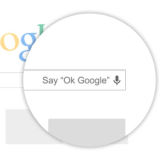 Hands-free 'OK Google' search comes to your Mac