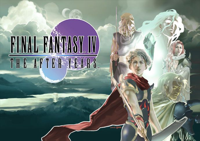 Final Fantasy IV - The After Years (image 001)