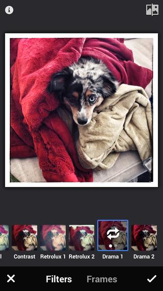 Google Plus 4.6 for iOS (iPhone screenshot 004)
