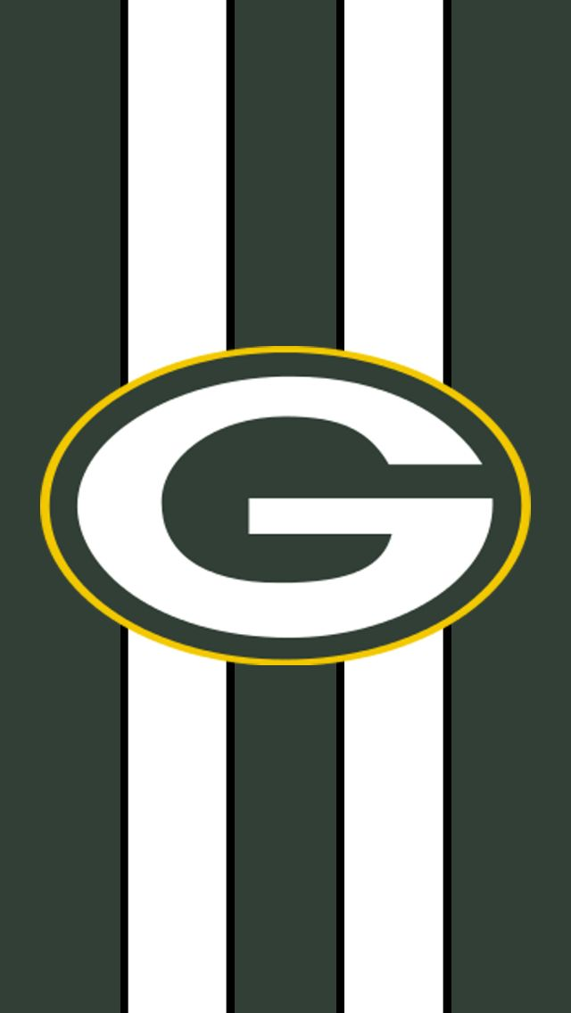 Packers Yellow On Green White
