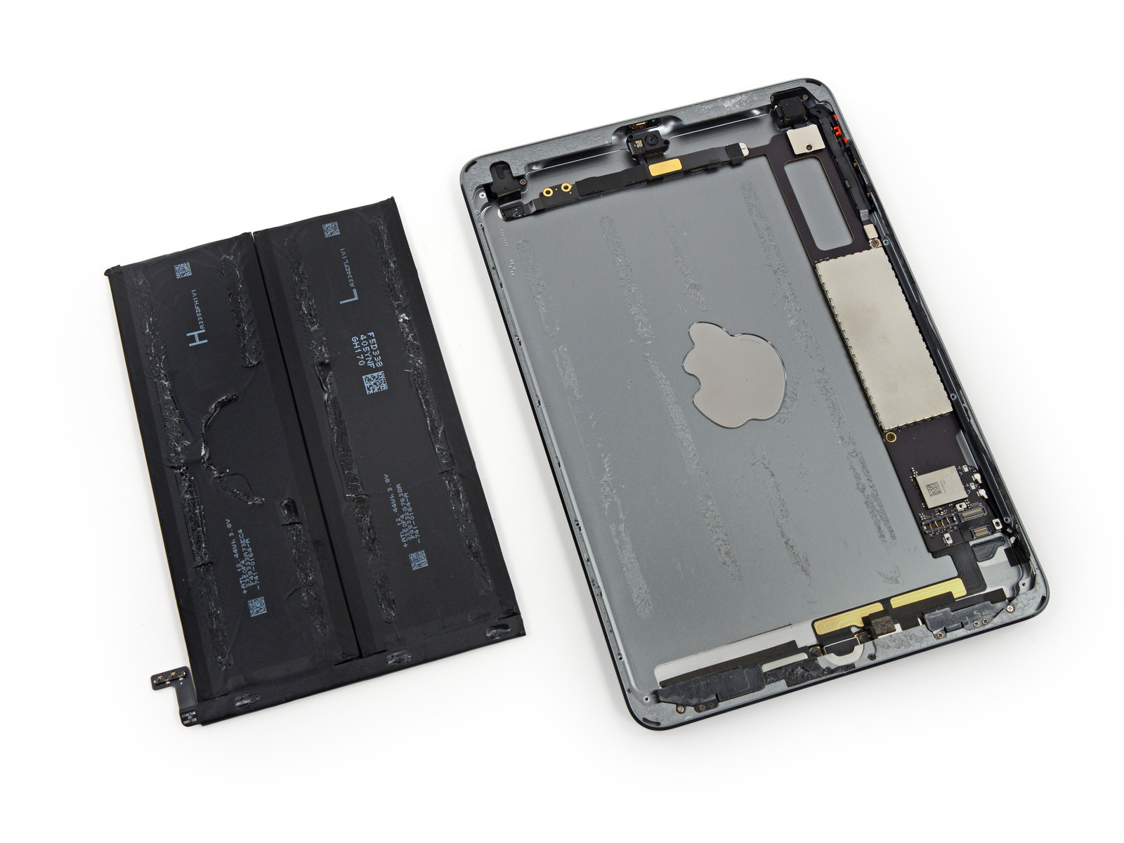 IPad mini 2 (Retina, iFixit teardown 003)