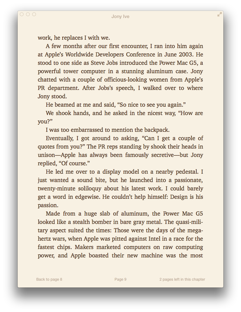 Jony Ive by Leander Kahney (foreword 002)