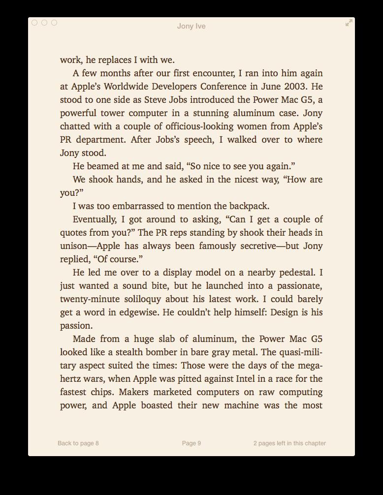 Jony Ive by Leander Kahney (foreword 002)