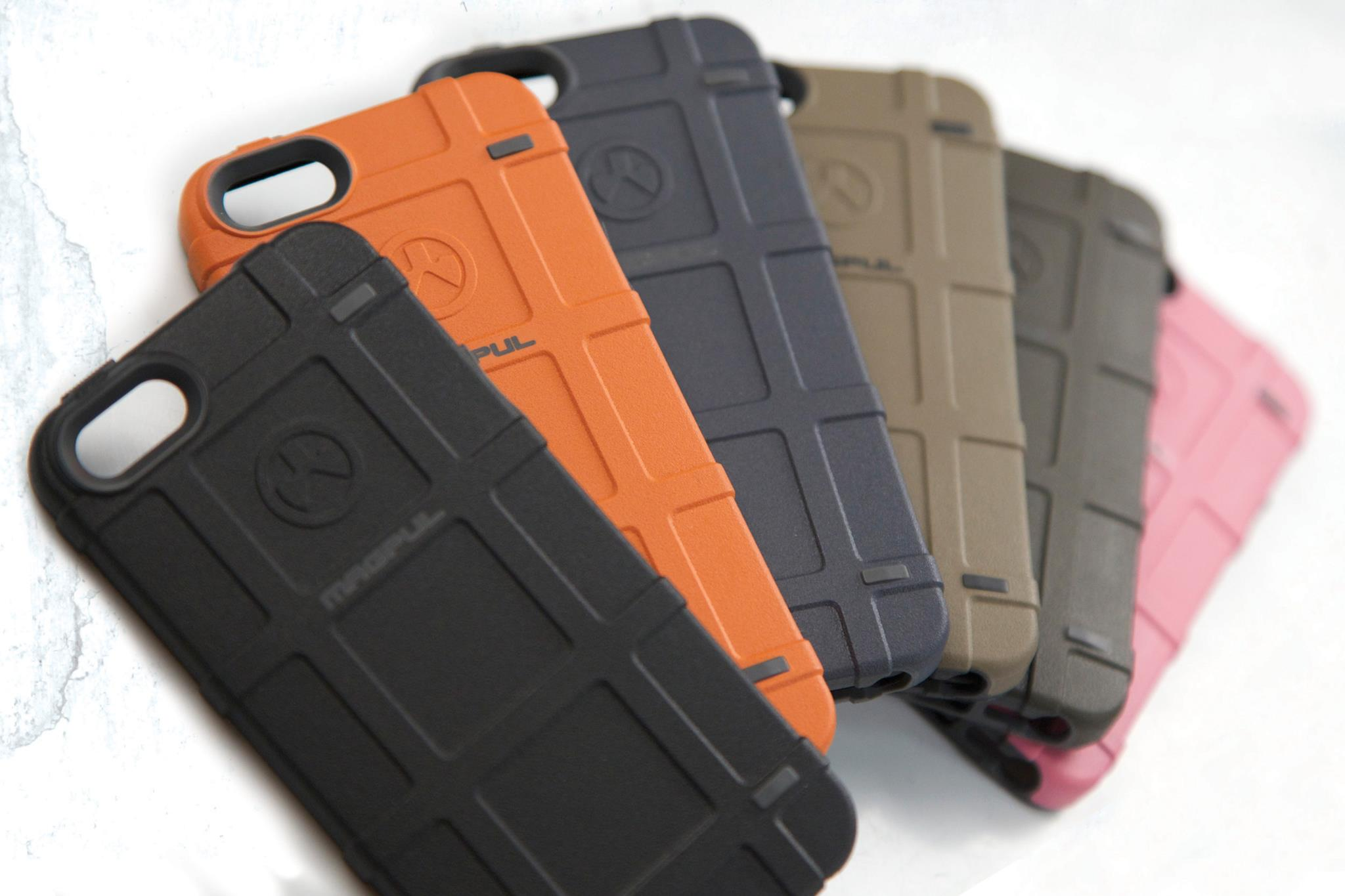 Magpul Bump Case for iPhone 5s (image 001)