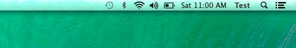 MenuBar no AirPlay