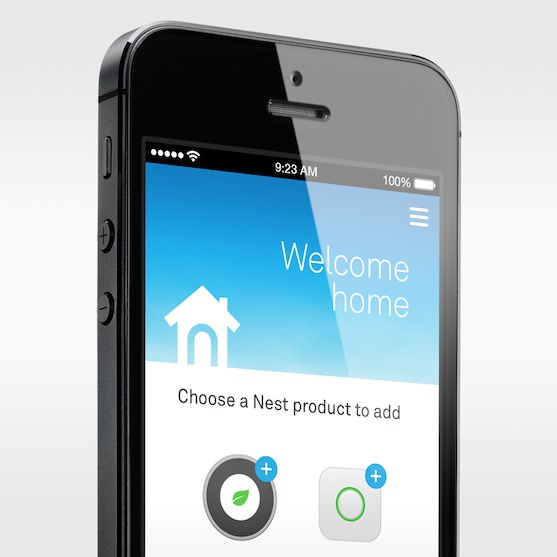 Nest 4.0 for iOS (teaser 001)