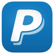 PayPal 5.2 for iOS (app icon, small)