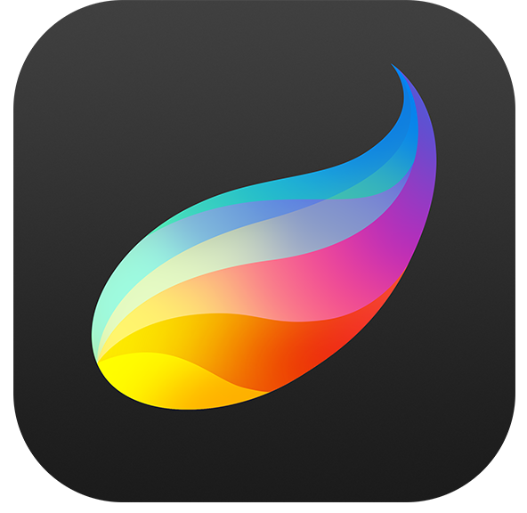 Procreate 2 for iOS (app icon, full size)