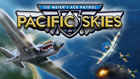Sid Meier Ace Patrol Pacific Skies 1.0 for iOS (iPhone screenshot 001)