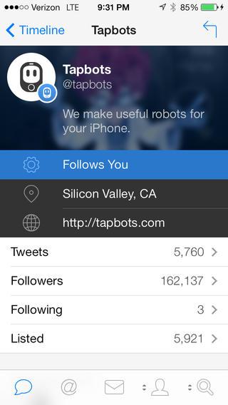 Tweetbot 3.1 for iOS (iPhone screenshot 004)