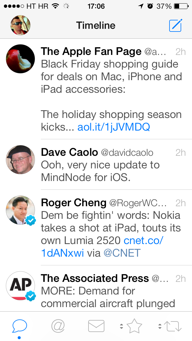 Tweetbot 3.2 for iOS (iPhone screenshot 001)