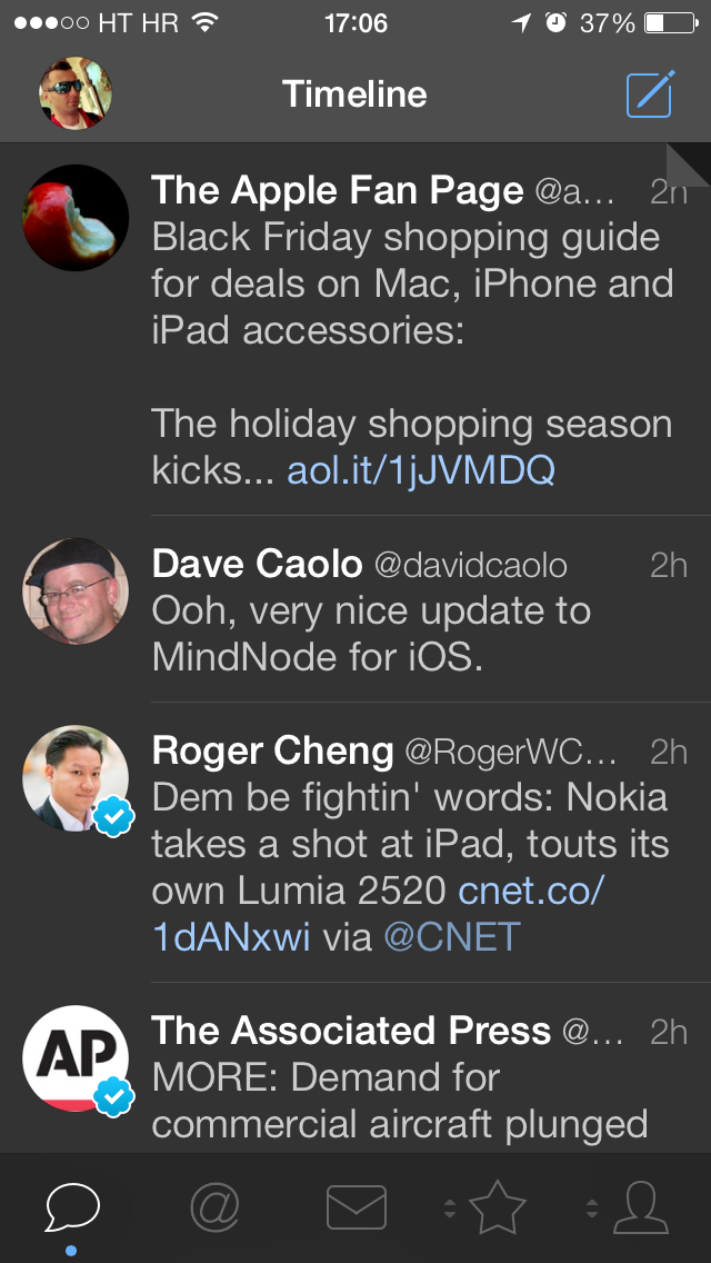 Tweetbot 3.2 for iOS (iPhone screenshot 002)