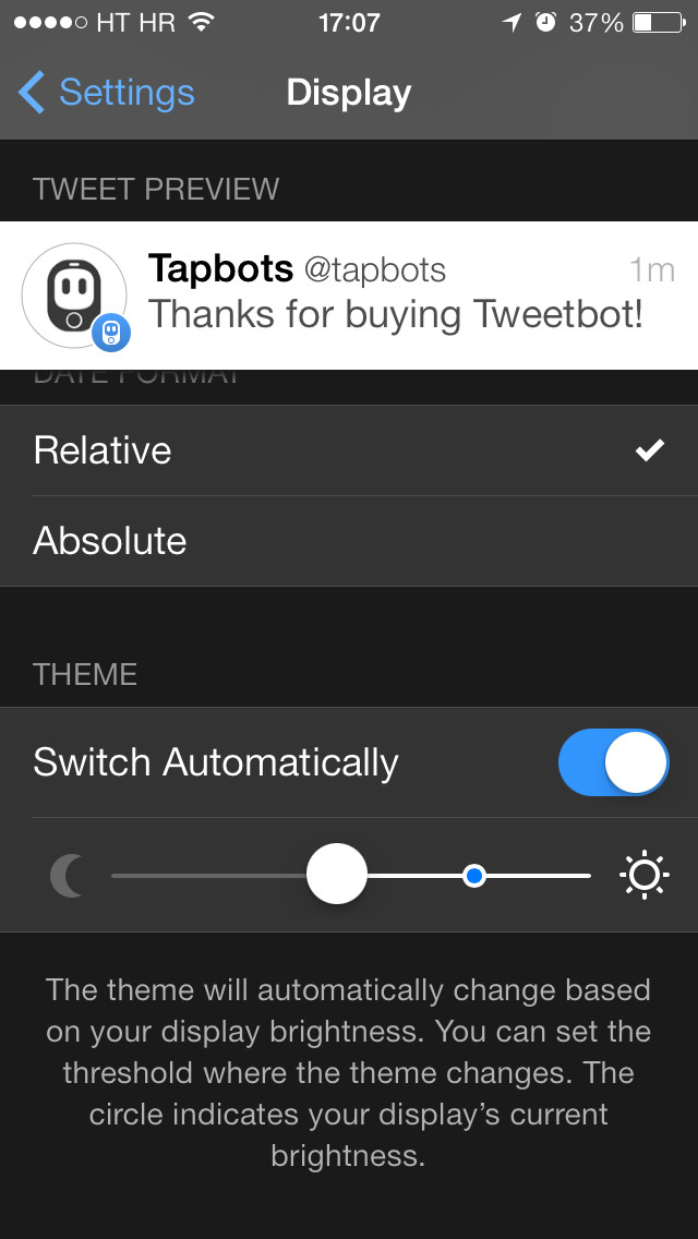 Tweetbot 3.2 for iOS (iPhone screenshot 003)
