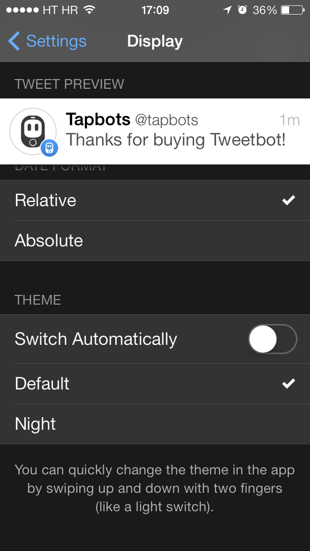 Tweetbot 3.2 for iOS (iPhone screenshot 005)