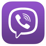 Viber 4.0 for iOS (app icon, small)