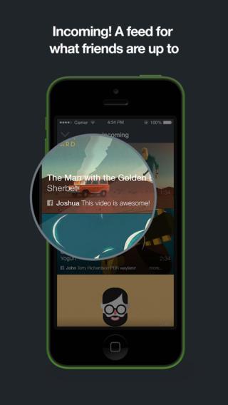 Vimeo 4.0.5 for iOS (iPhone screenshot 002)
