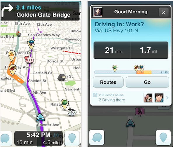Waze Updated With New Ui Enhanced Sharing Features And More