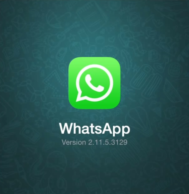 WhatsApp iOS 7 uodate (image 000)