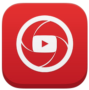 YouTube Capture 2.0 for iOS (app icon, small)