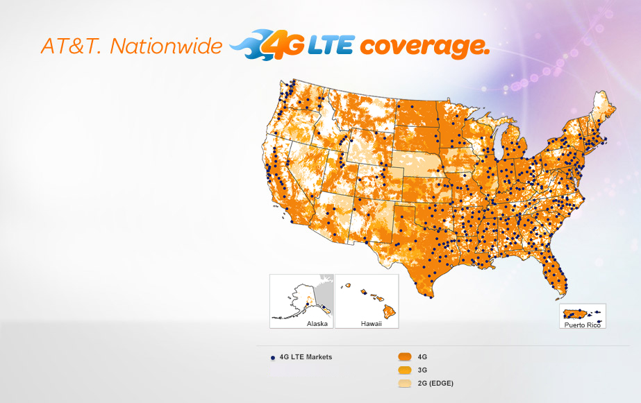 at&t Network_Coverage