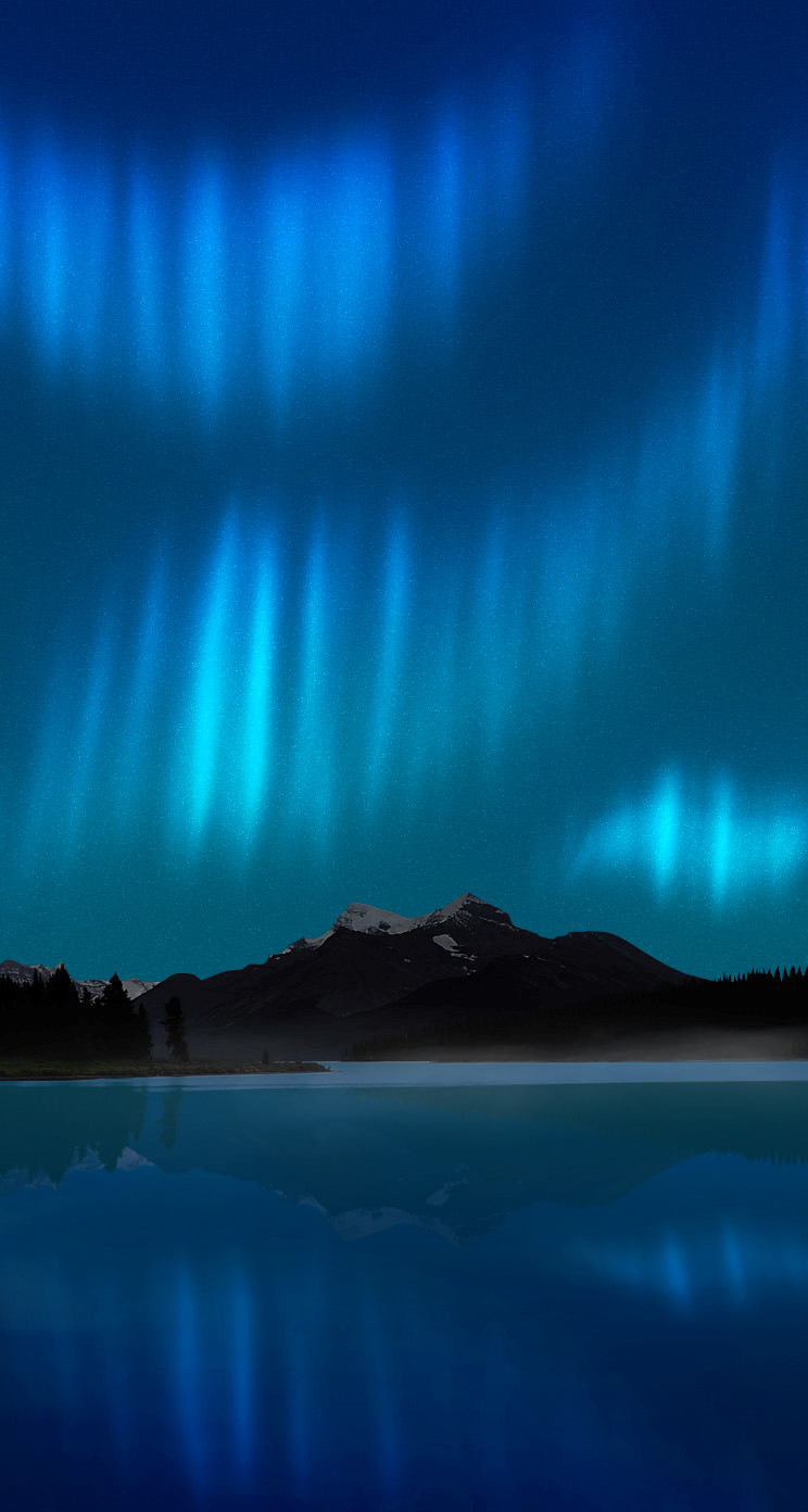 Wallpapers Of The Week Whimsical Aura Borealis