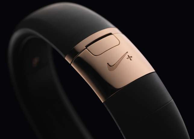 gold fuelband