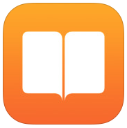 iBooks 3.2 for iOS (app icon, small)