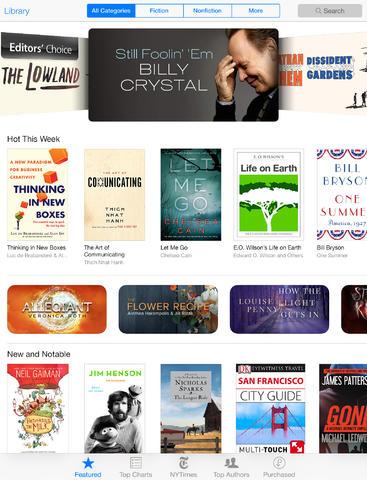 iBooks 3.2 for iOS (iPad screenshot 003)