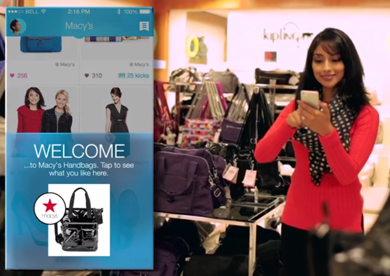 Macy's becomes first retailer to implement iBeacon tech