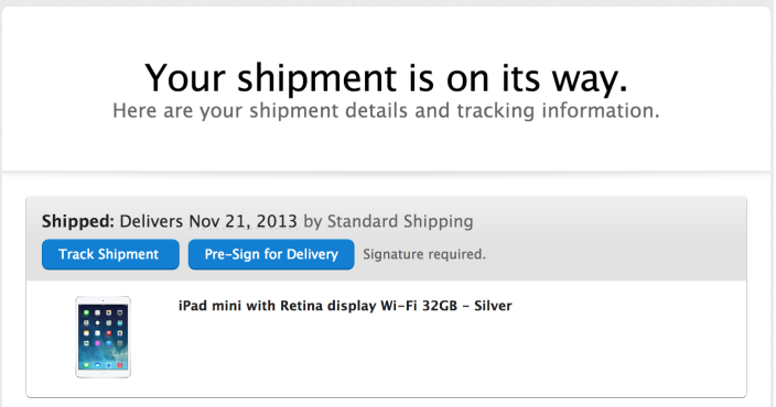 ipad-mini-retina-shipments