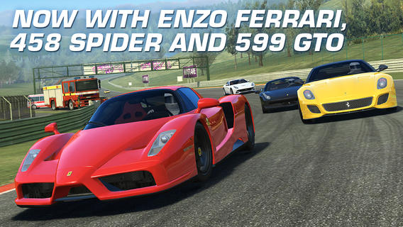 real racing 3 enzo