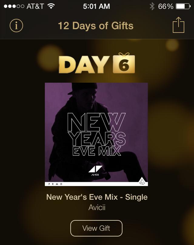 12 days day 6
