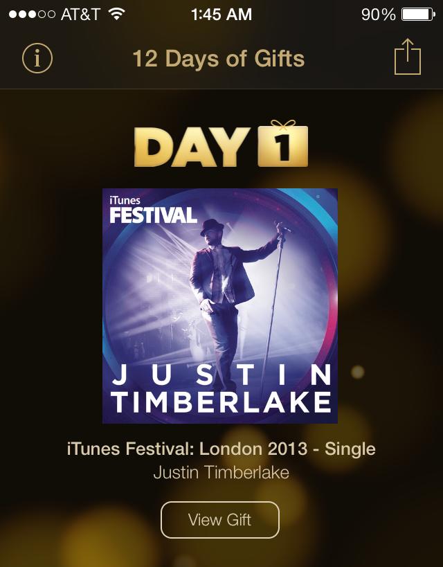 12 days jt