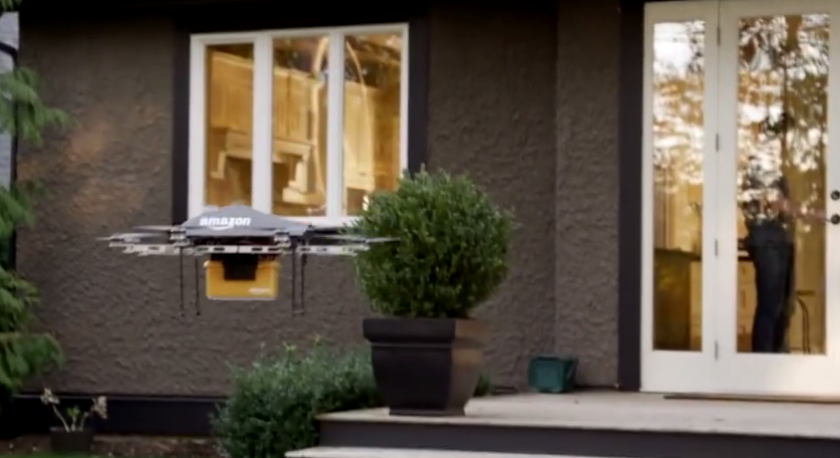Amazon Prime Air (promo video 002)