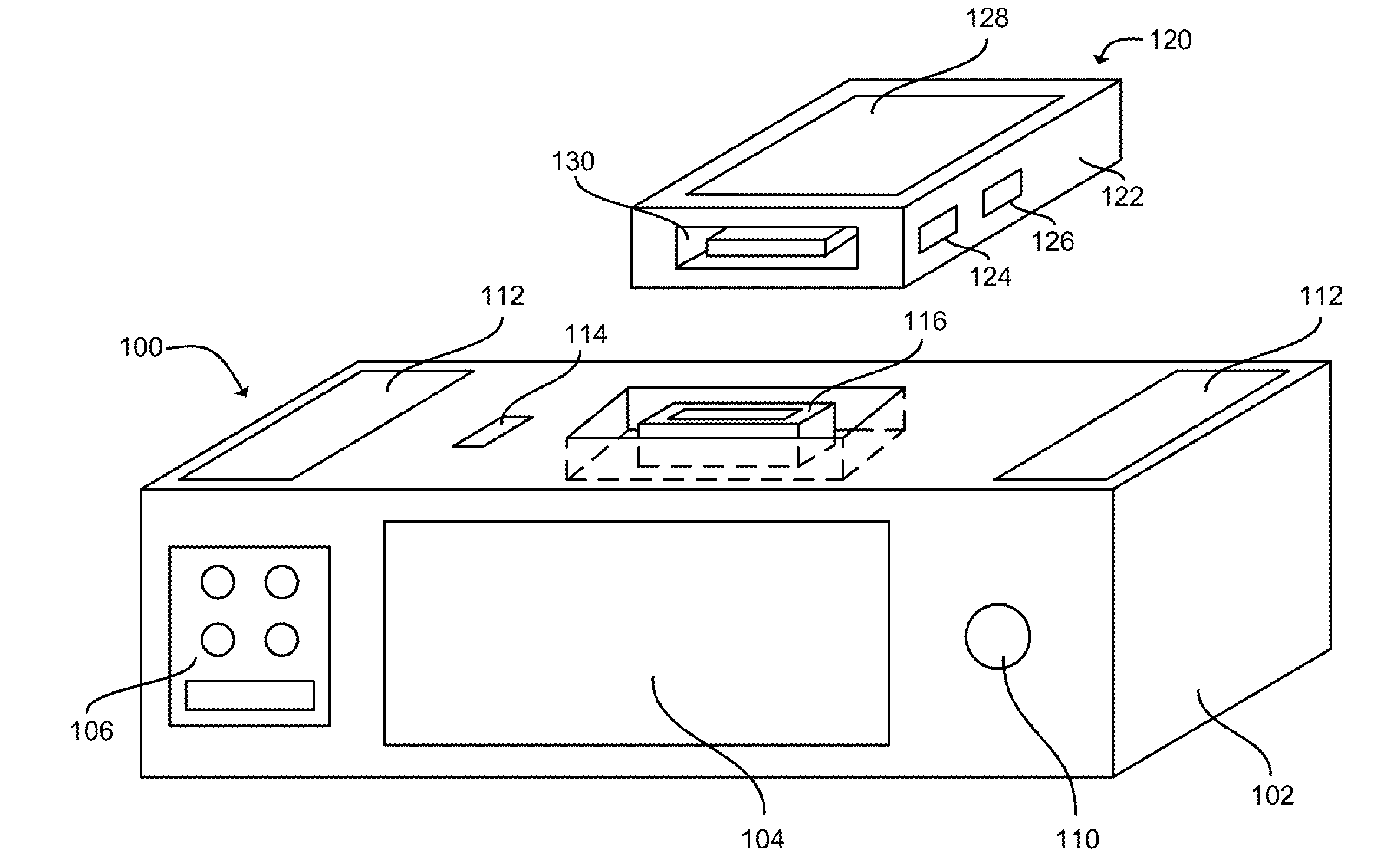 Apple patent (smart Siri dock 001)