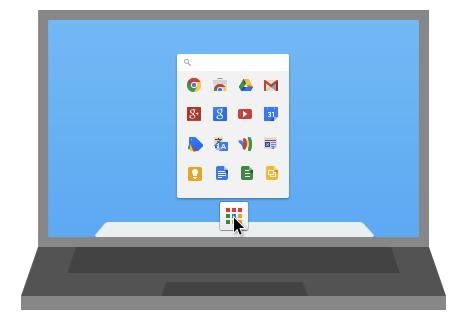 Chrome App Launcher (teaser 001)