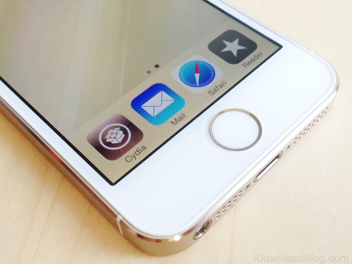 Cydia icon iPhone 5s