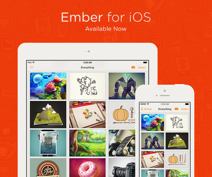 Ember for iOS (teaser 001)